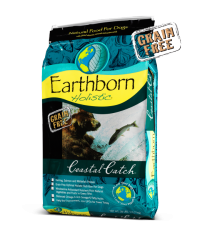 EARTHBORN HOLISTIC® DOG COASTAL CATCH GRAIN - FREE