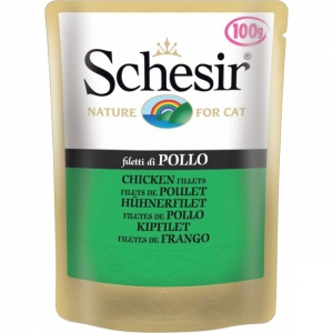 Schesir Cat Chicken fillets