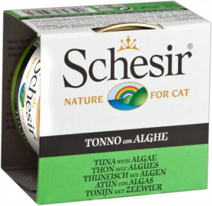 Schesir Cat Tuna with Algae