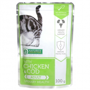 Nature's Protection With Chicken & Cod Urinary Health