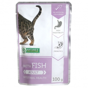 Nature's Protection With Fish Intestinal Health