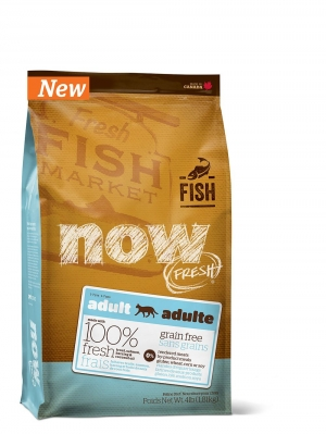 NOW FRESH™ Grain Free Fish Adult Recipe CF