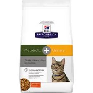 Hill's Prescription DietT Metabolic + Urinary Feline