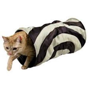 Шуршащий туннель д/кошек, 25х50см