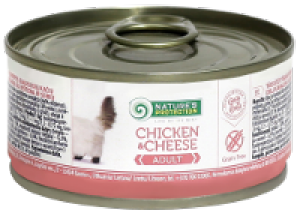 Nature's Protection Cat Chicken & Cheese