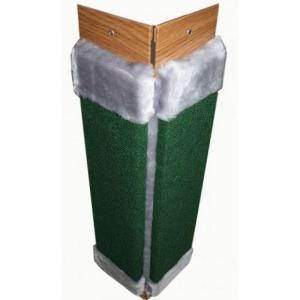Когтеточка ковровая угловая с пропиткой 50см