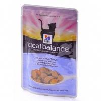 Hill's Ideal Balance Feline Adult с Аппетитной Форелью