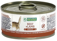 Nature's Protection Cat Beef & Lamb
