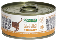 Nature's Protection Cat Chicken & Herring