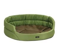 Лежак Ami Play овальной формы с подушкой Exclusive XS 40x30x12 cm