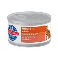 Hill's SP Adult Salmon с Лососем