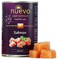 Корм для кошек NUEVO с лососем