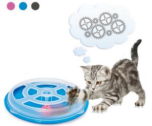 Игрушка Vertigo - toy for cat with ball